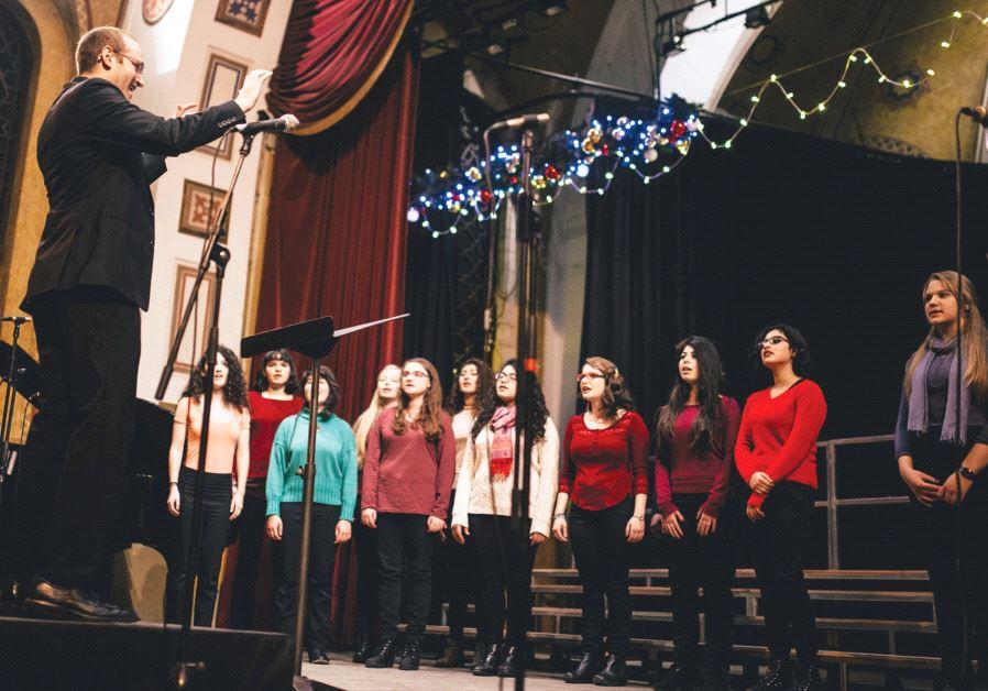 YMCA Jerusalem Youth Chorus