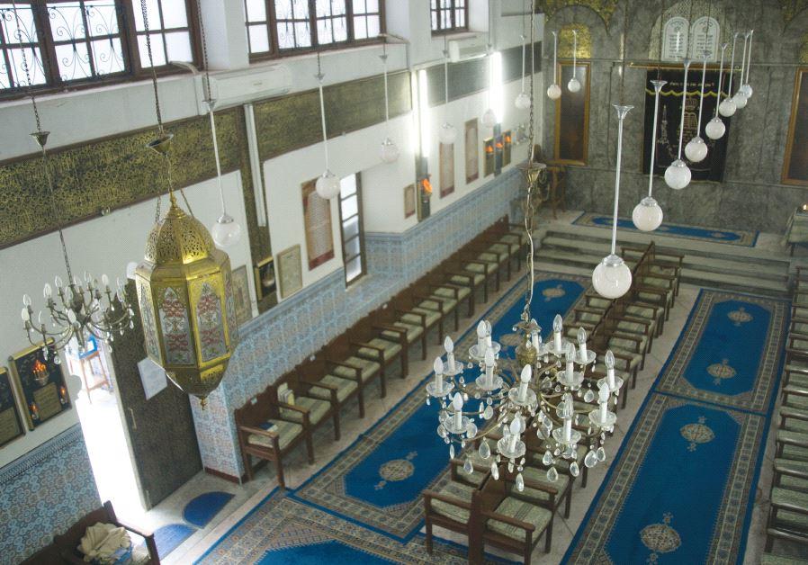 Synagogue Morocco