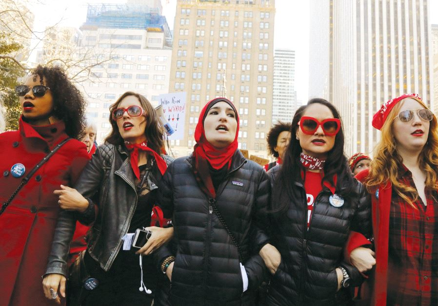"Women's march board member calls Israel: ""Racist state"""