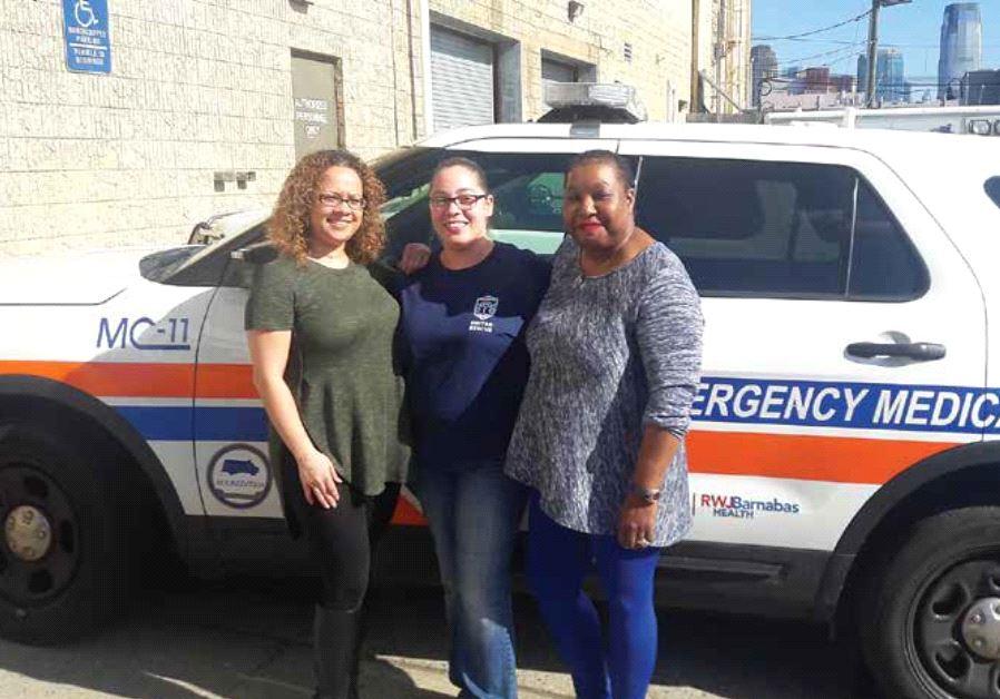 United Rescue volunteers