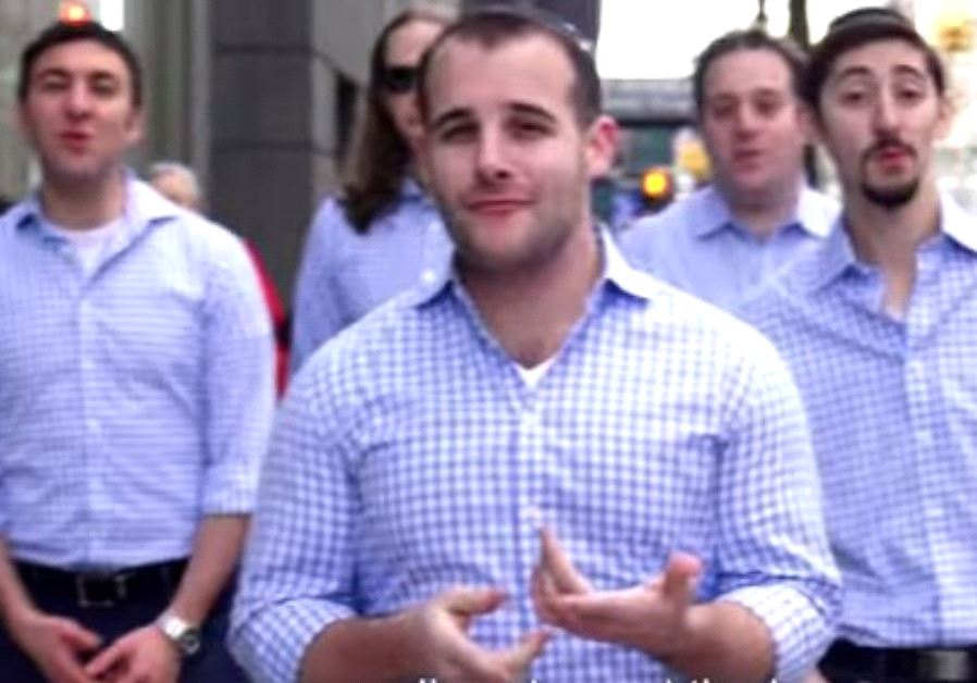 Jewish acapella group Six13