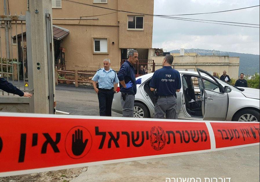 crime Israel