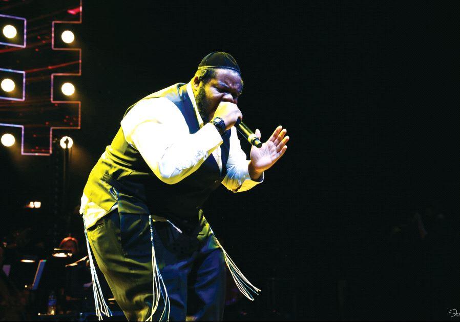 Rapper Nissim Black