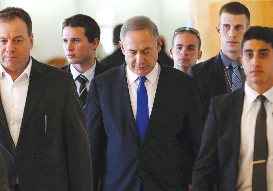 Prime Minister Netanyahu