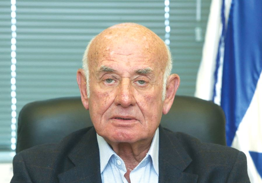 YAAKOV PERI: It has been proven that we need a coalition, an umbrella, including most big moderate A