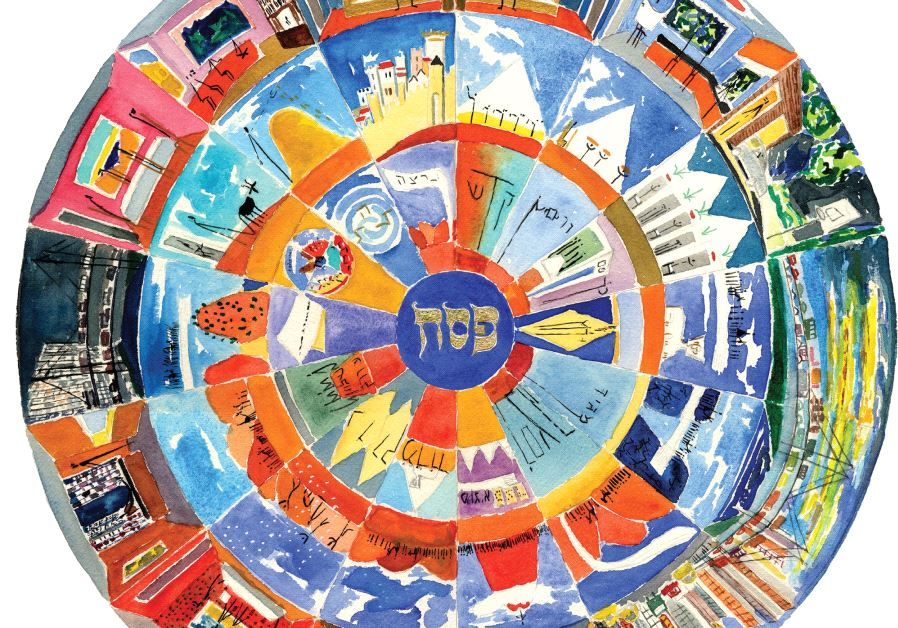 Can You Recite the Entire Seder by Heart?