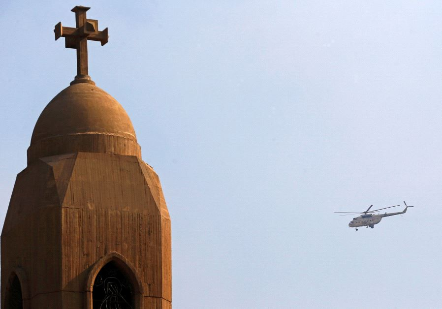 Coptic church Egypt