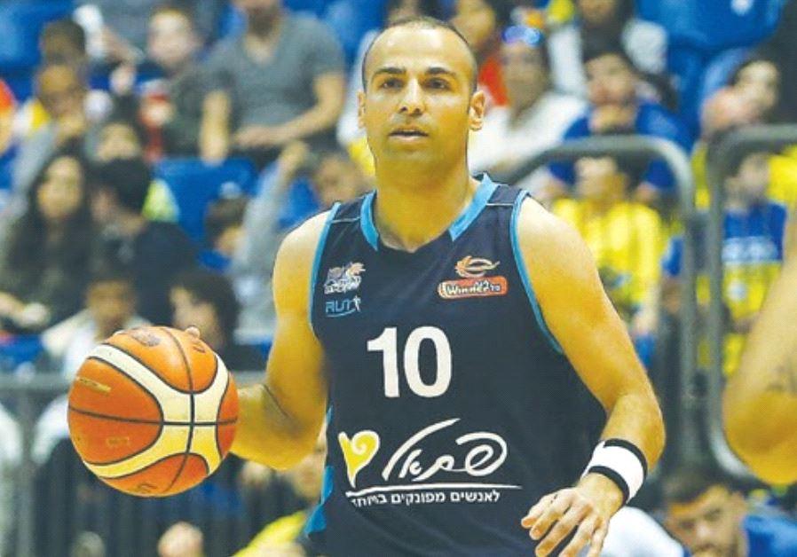 HAPOEL EILAT guard Afik Nissim has scored in doublefigures in four straight BSL games, his longest s