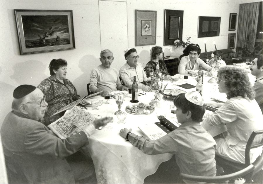 A Passover Seder