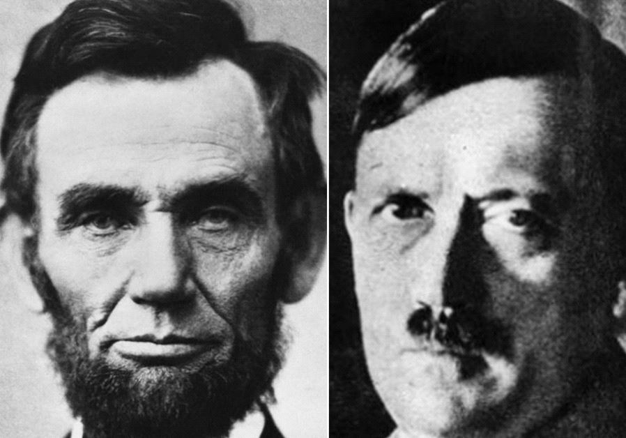 Abe Lincoln, Adolf Hitler