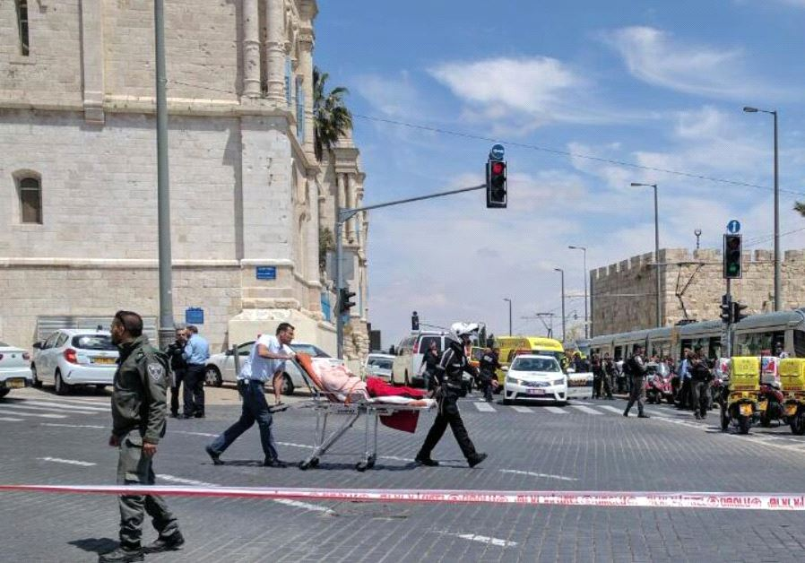 british woman killed in stabbing attack on jerusalem light rail israel news jerusalem post. Black Bedroom Furniture Sets. Home Design Ideas