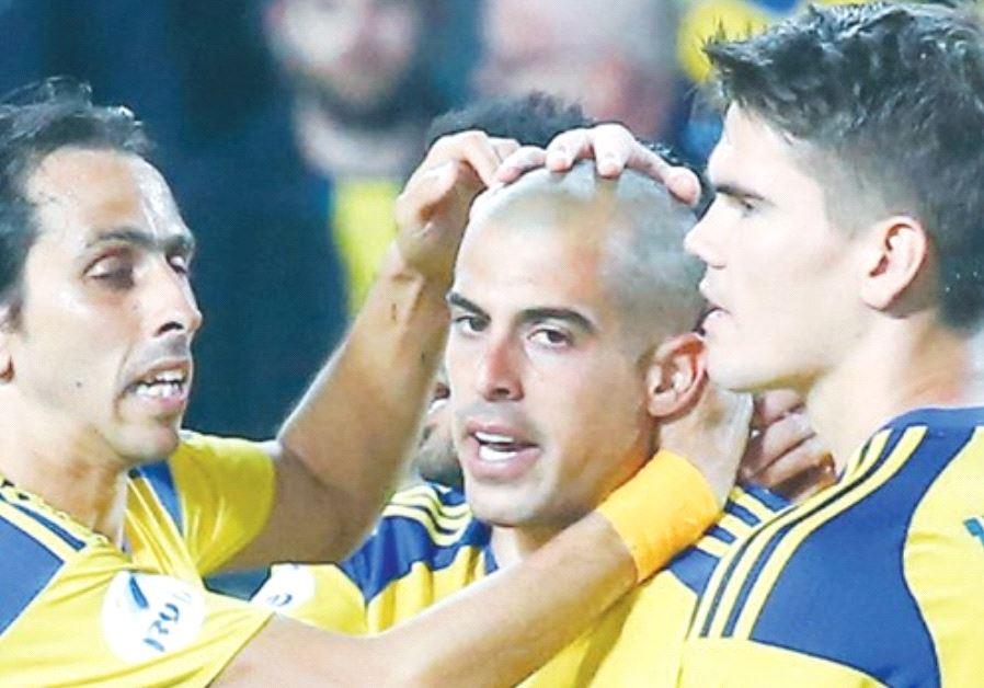 Maccabi Tel Aviv forward