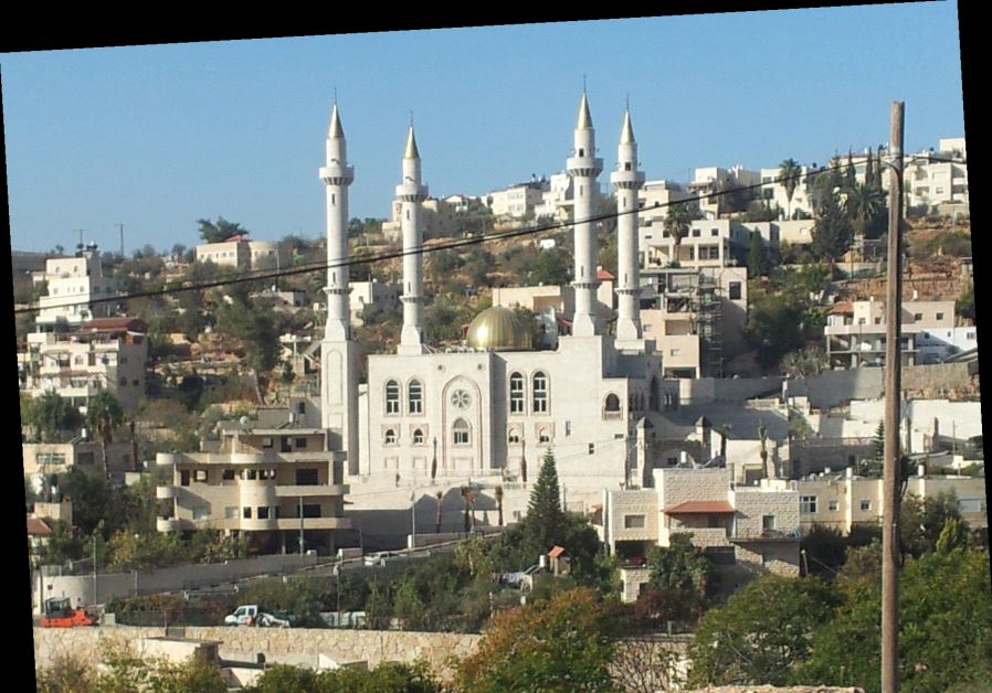 ABU GHOSH is twice as busy during Passover as during an ordinary week