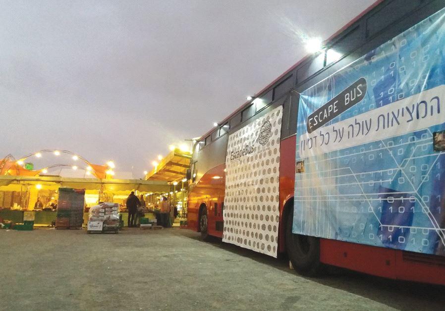 The A-Maze Escape Bus