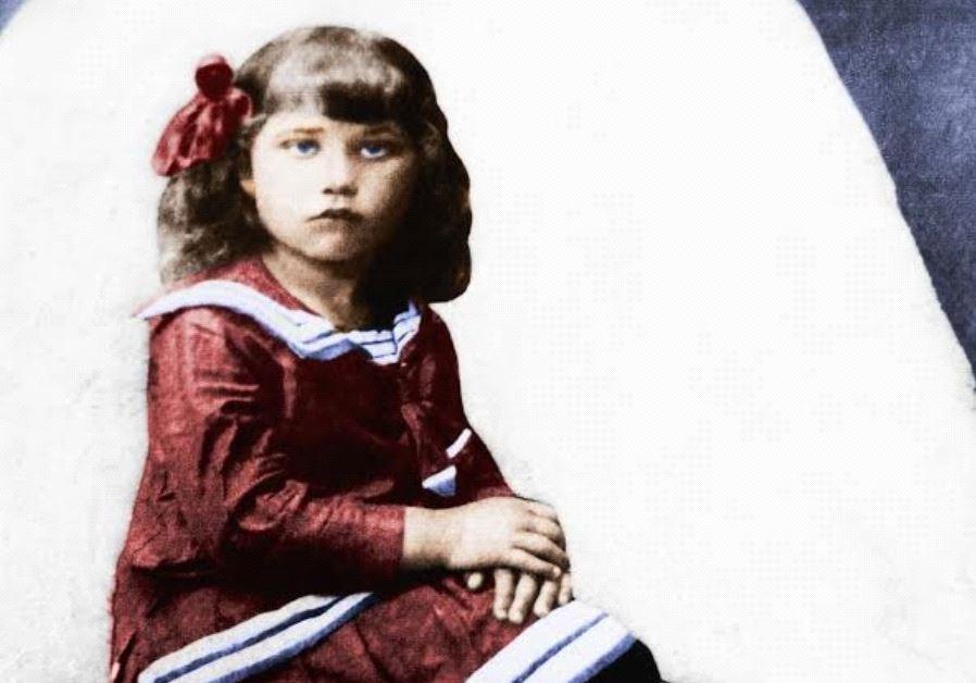 Holocaust survivor picture