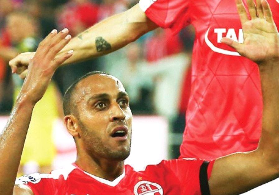Hapoel Beersheba midfielder Maharan Radi was handed a one-year contract extension on Wednesday, two