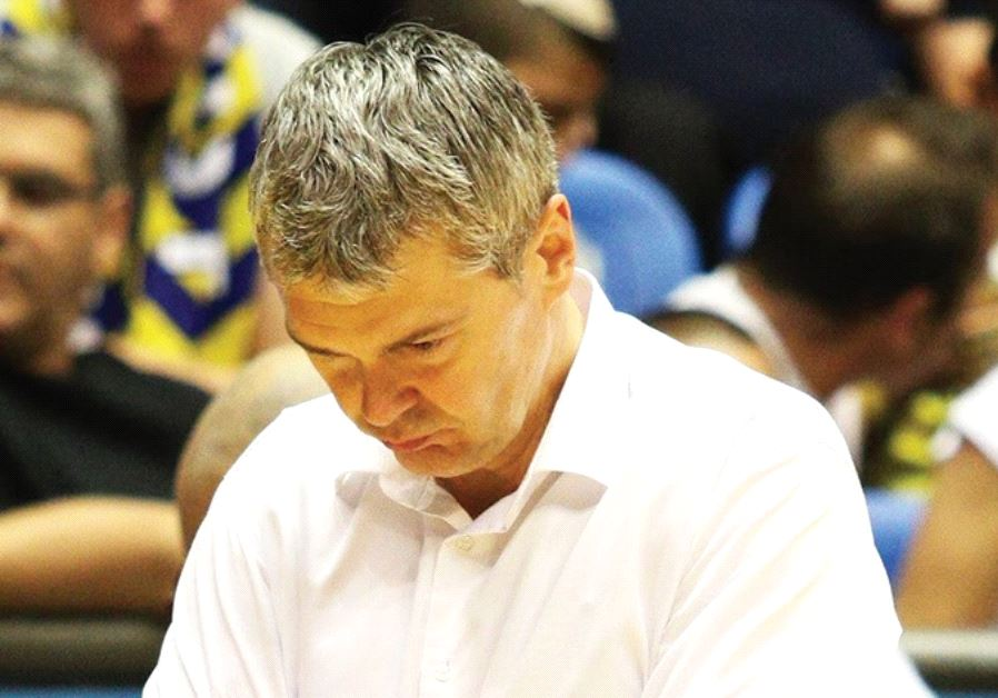 maccabi coach