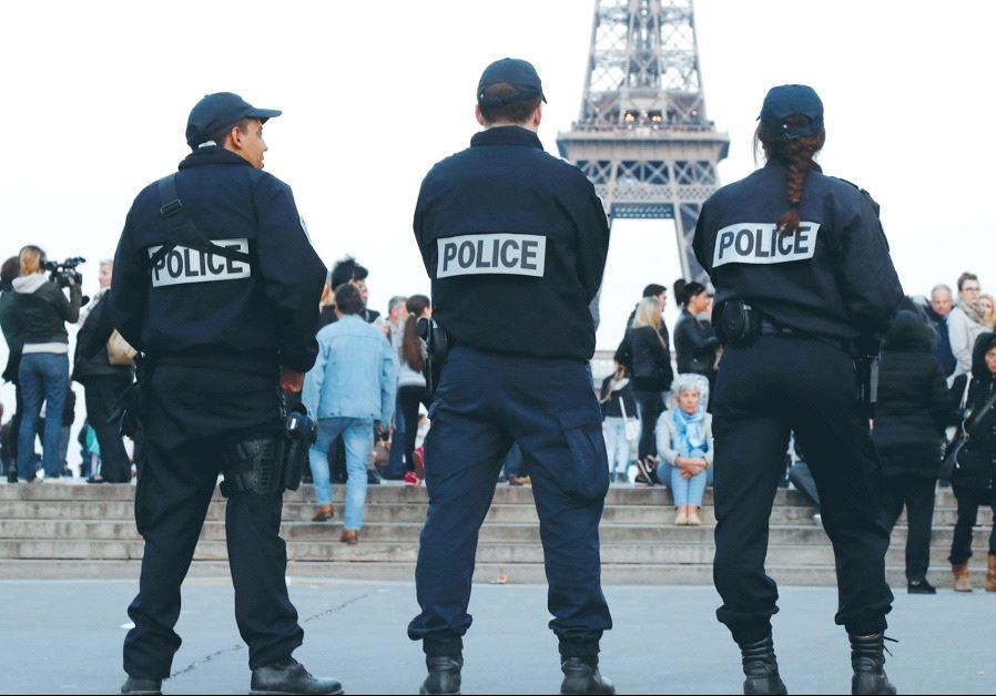 Police: slain paris holocaust survivor targeted because she was