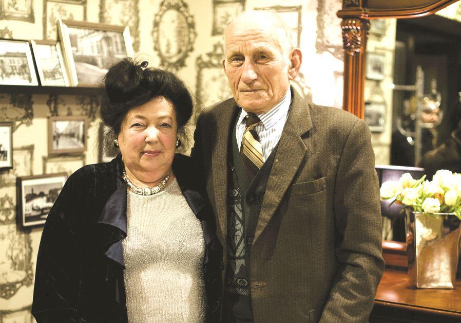 Anna Grygiel-Huryn a survécu grâce à la famille Jarosz