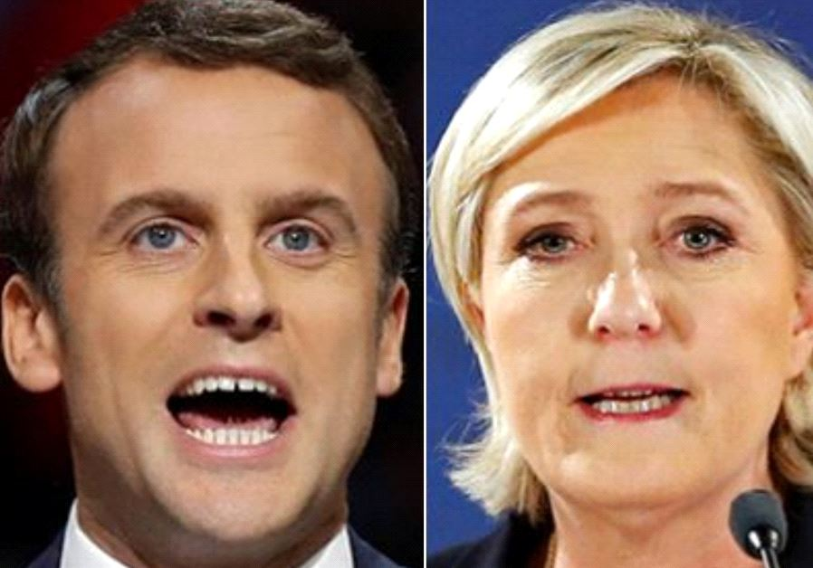 France votes: Macron vs Le Pen
