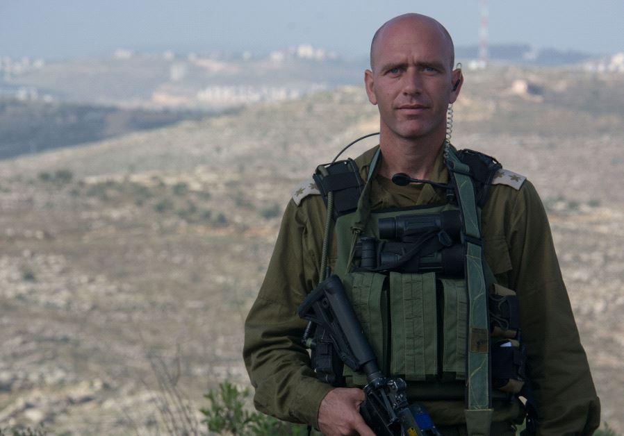 Lt.Col Yair Pinto