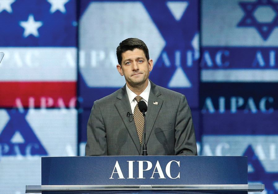 Paul Ryan AIPAC