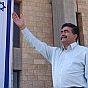 Labor leadership candidate Amir Peretz.