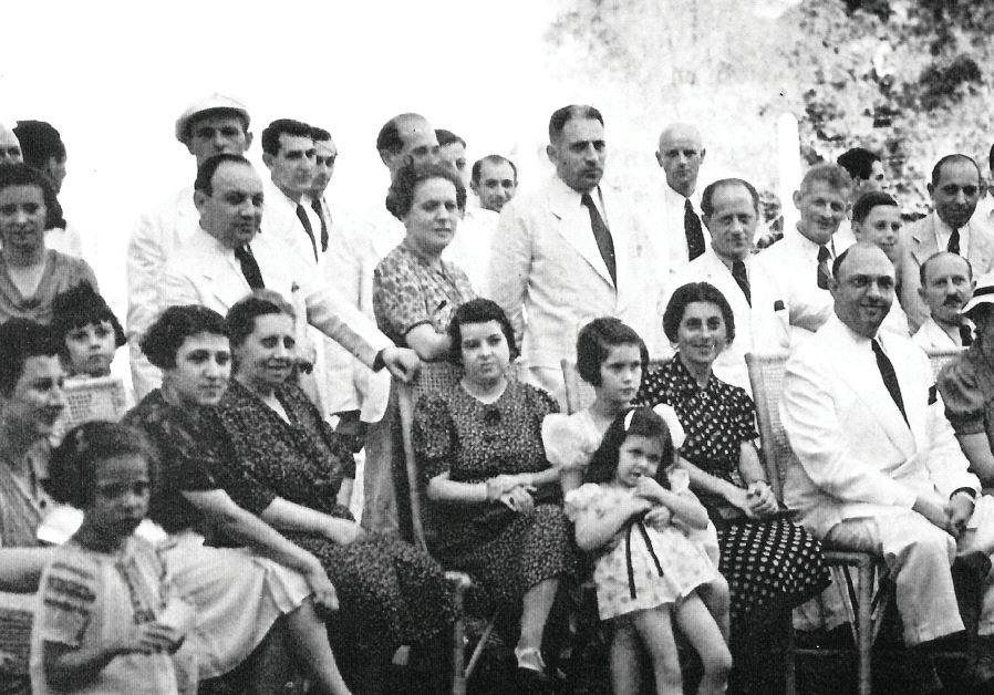 Jewish refugees