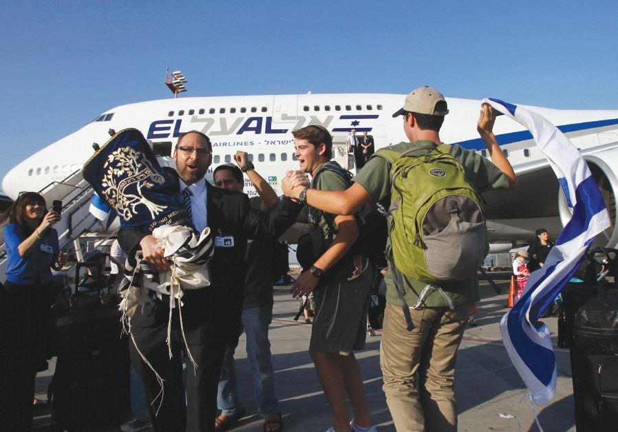 'THE PROGRESS Judaism has made in the young Israeli state is unprecedented in all of Jewish history.