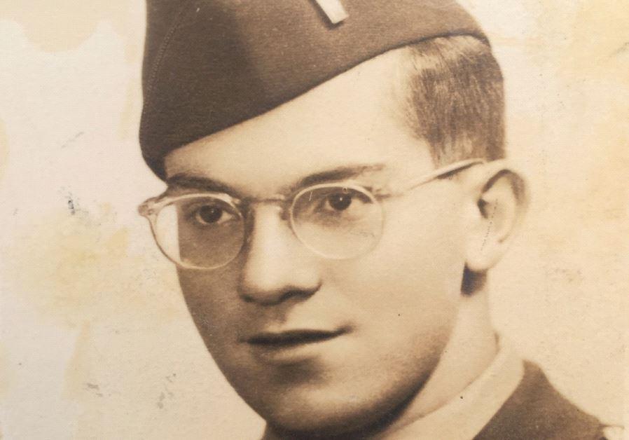 Lt. Moshe Brodetzky