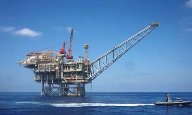 Natural gas from Israel to Jordan