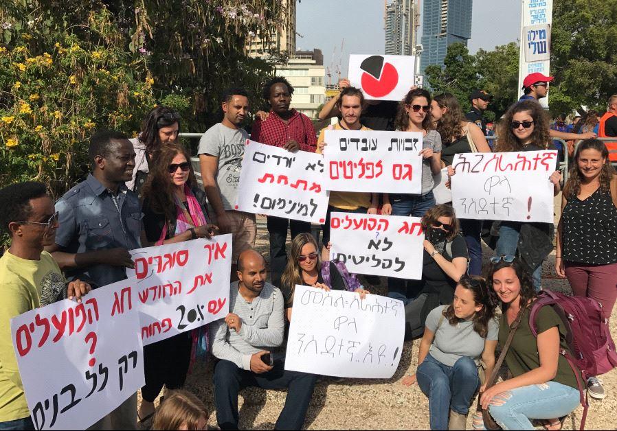Israel refugees