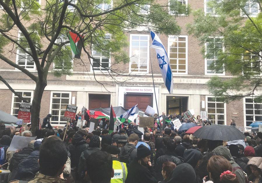 university protests