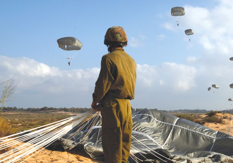 The pioneering spirit  A look back at Israel s famed paratroopers ... 74ba82ceccf48