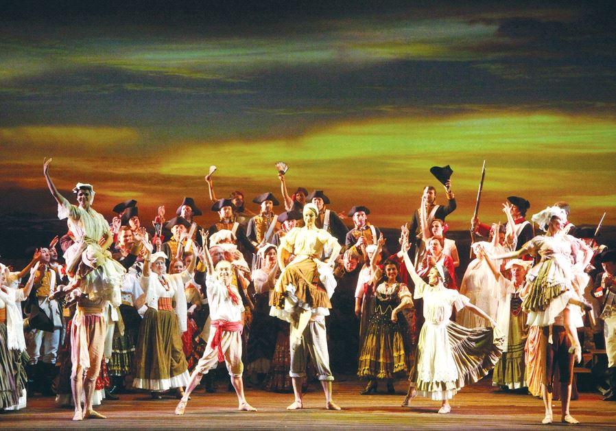 The Israeli Opera