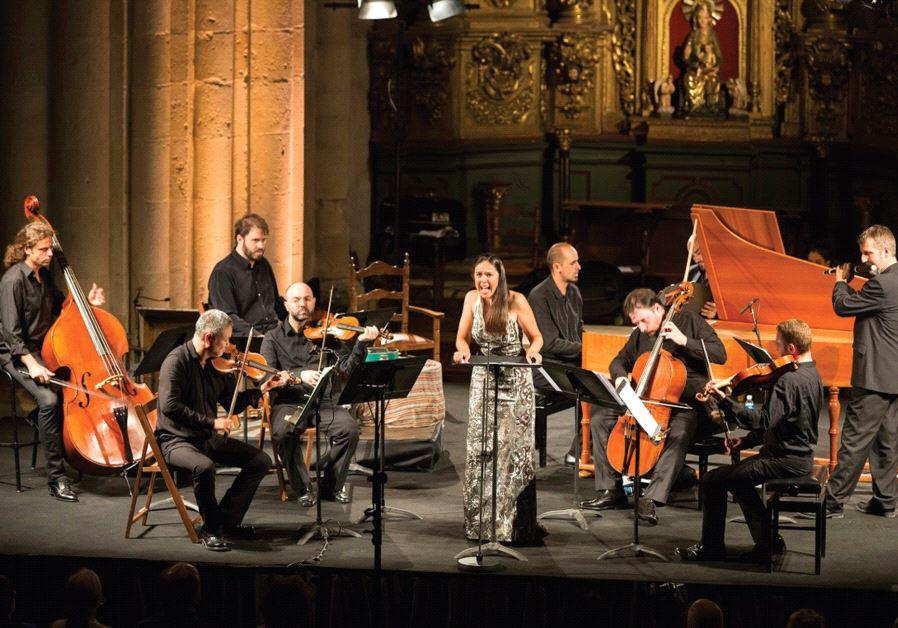 La Ritirata ensemble from Spain