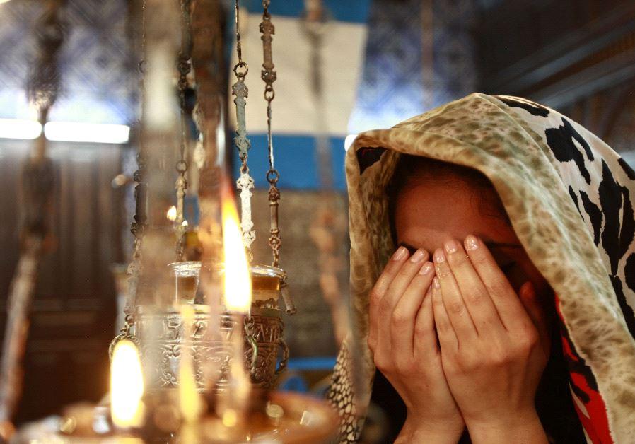 El Ghriba synagogue Djerba