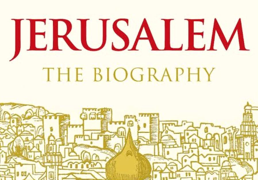 Cover of 'Jerusalem'