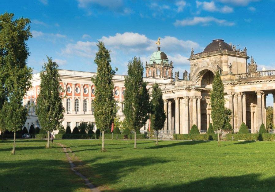 POTSDAM UNIVERSITY – 'the new nucleus of Jewish Studies in Germany.'
