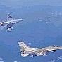 fighter jets airborne 88