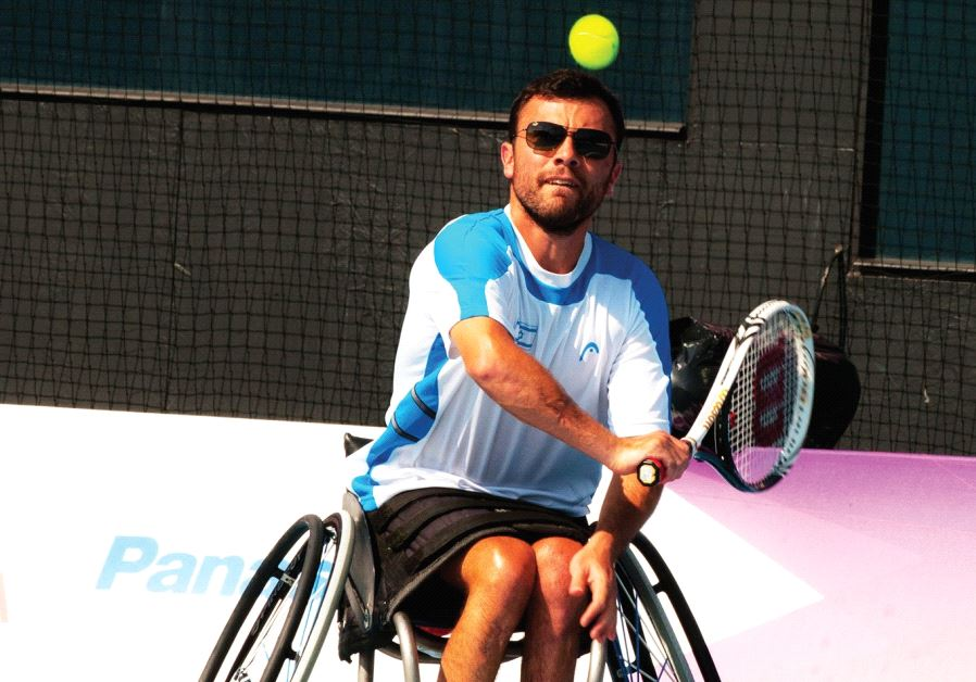 No am Gershony maintained his perfect record in singles play at the World Team Cup, but Israel still