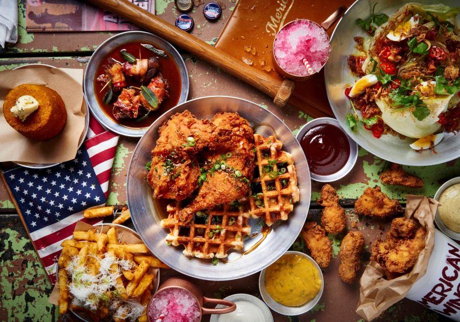 Tel Aviv restaurant and bar America