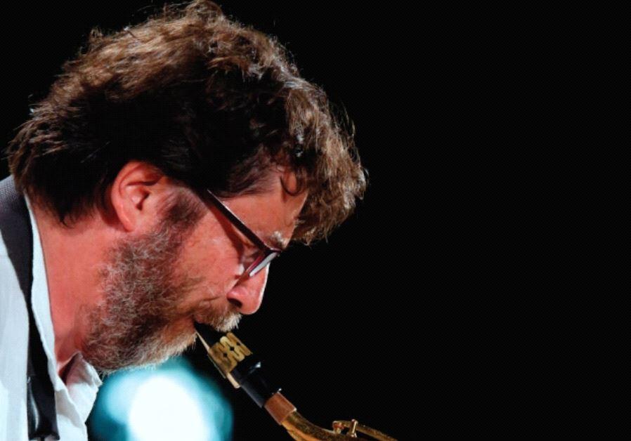 Saxophonist Emanuele Cisi