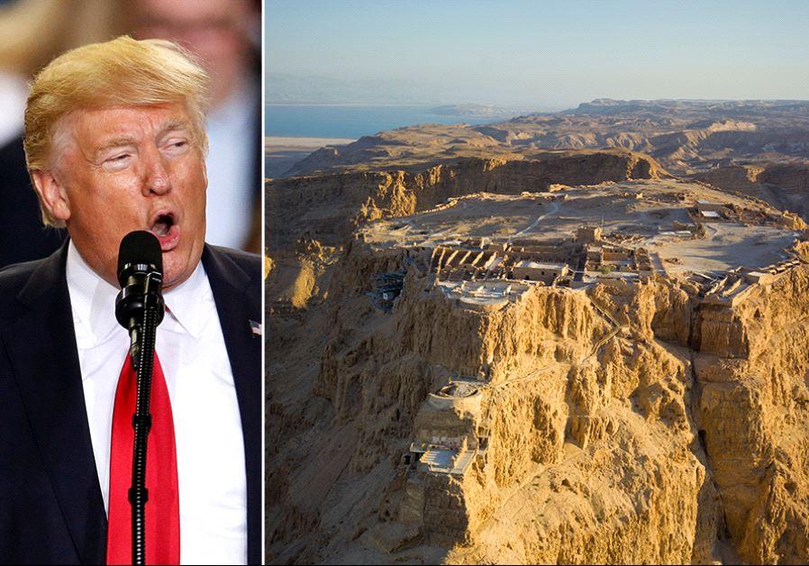 Trump and Masada
