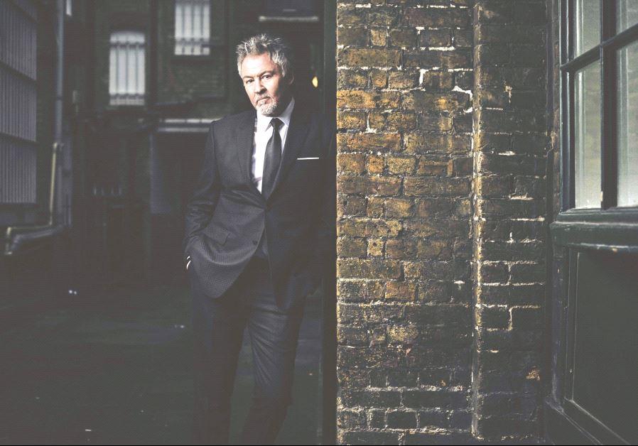 British soul stylist Paul Young.