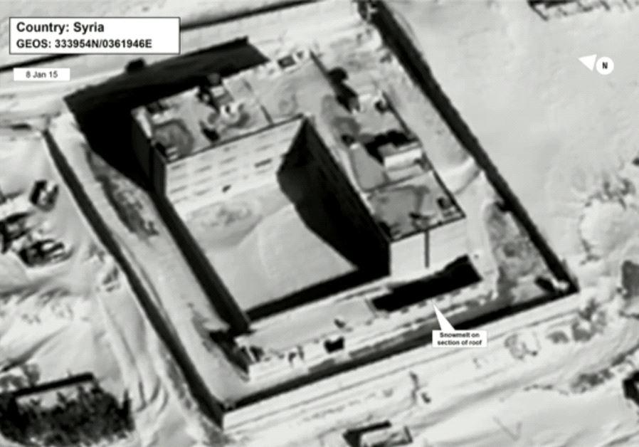 Sednaya prison complex