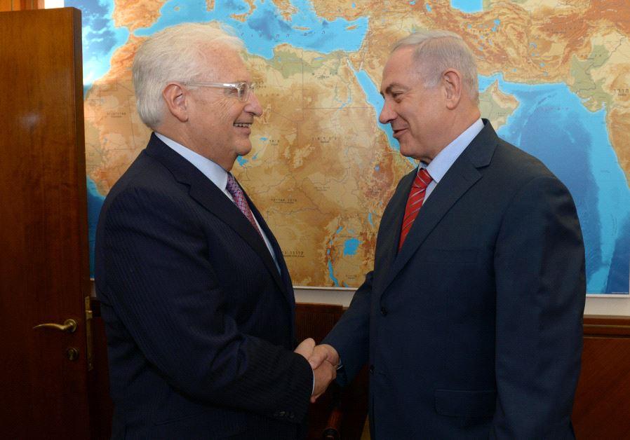 Netanyahu Friedman