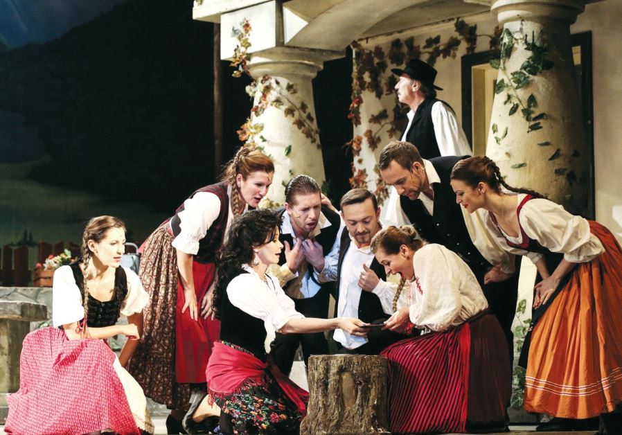 The Budapest Operetta Theater