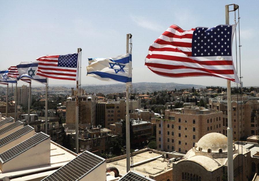 Donald Trump Israel Jerusalem