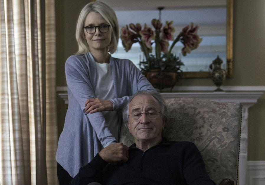 Robert Deniro and Michelle Pfeiffer in 'The Wizard of Lies.'